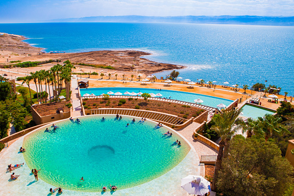 Kempinski Hotel Ishtar Dead Sea, Jordan
