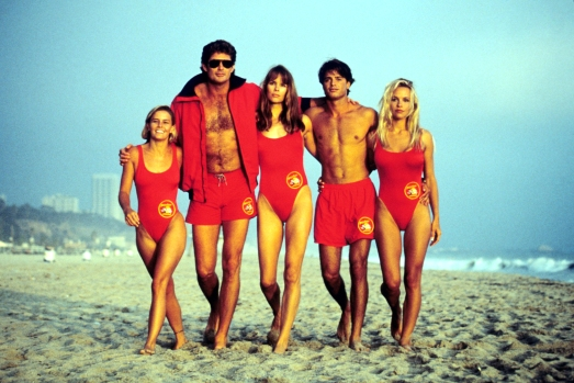 Baywatch cast, 1990s