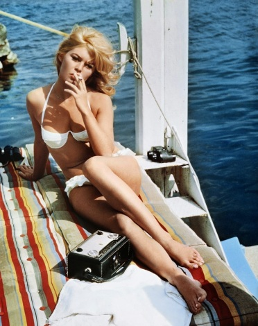 Brigitte Bardot in A Very Private Affair, 1961