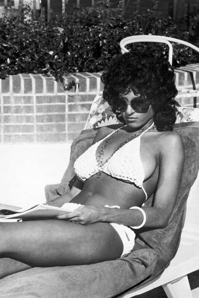 Pam Grier in Coffy, 1973