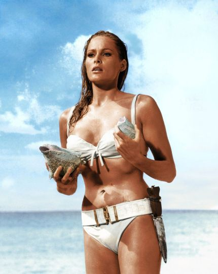Ursula Andress in Dr. No, 1962
