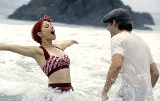 Rachel McAdams and Ryan Gosling in The Notebook, 2004