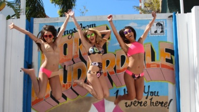 JYPSEA Local's Bikini Bar customized swimwear