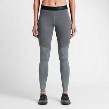 Nike Pro Hyperwarm Max Women's Training Tights in Grey