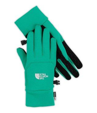 The North Face Women's Etip Glove in Kokomo Green