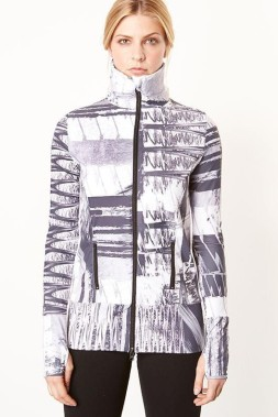 VIMMIA Life Force Jacket in Abstract Brush