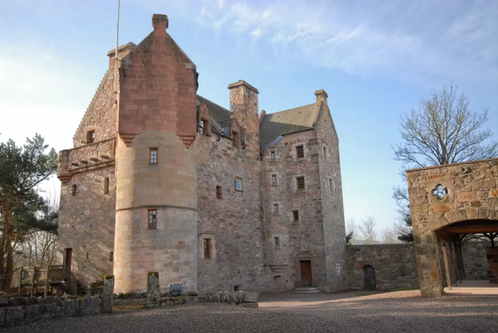 Best Castle Airbnbs in Scotland
