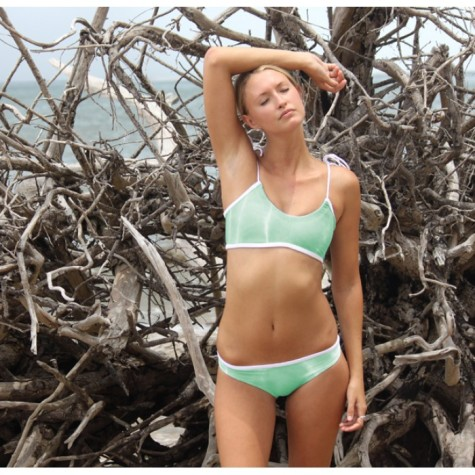 Koru sustainable eco-friendly swimwear