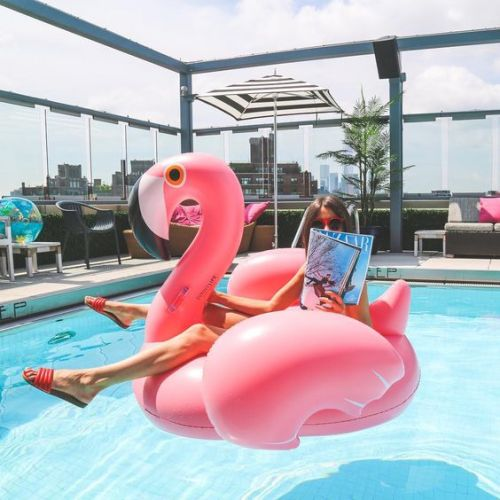 16 Statement Making Pool Floats to Seriously Up Your Pool Game