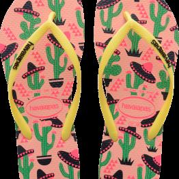 Havaianas Slim Cool Cactus Print Flip Flops ($28.00)