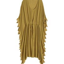 H&M Kaftan Dress in Olive Green ($19.99)