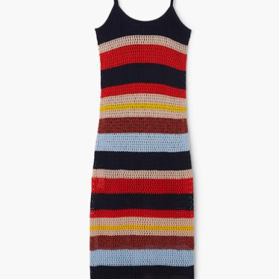 Mango Crochet Cotton Dress ($59.99)