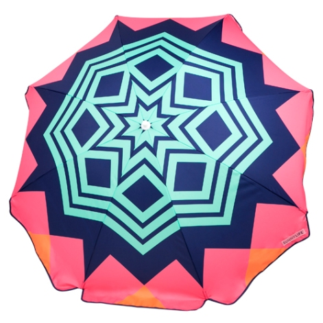 Sunnylife Rockingham Beach Umbrella ($75.00)