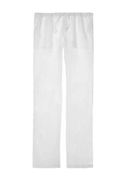 Victoria's Secret Linen Beach Pant in White ($29.99)