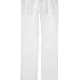 Victoria's Secret Linen Beach Pant in White ($29.99)