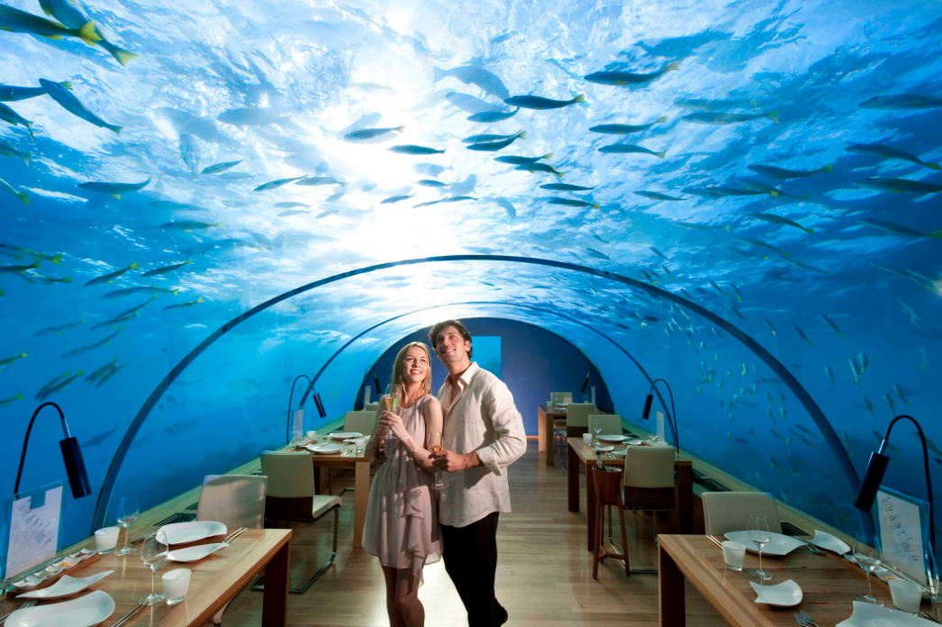 Room Service 7 Incredible Underwater Hotels You Can Stay In Now