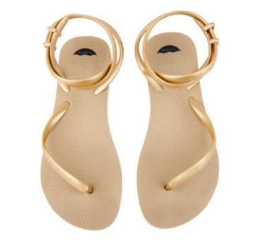 stylish fashion forward summer affordable flip flops
