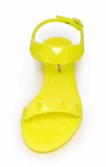 stylish fashion forward summer flip flops