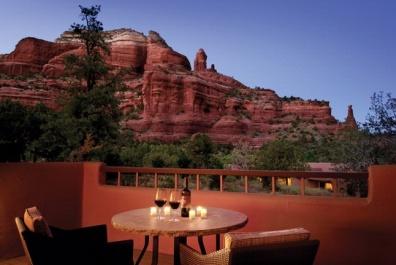 Enchantment Resort, Sedona, Arizona I Room Service: 15 Hotels Around the World With Spectacular Views