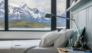 Explora Hotel Salto Chico, Patagonia, Chile I Room Service: 15 Hotels Around the World With Spectacular Views
