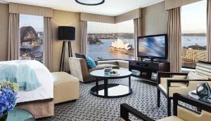 Four Seasons Sydney, Australia I Room Service: 15 Hotels Around the World With Spectacular Views