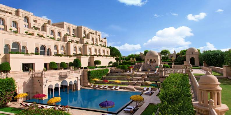 Oberoi Amarvilas, Agra, India I Room Service: 15 Hotels Around the World With Spectacular Views