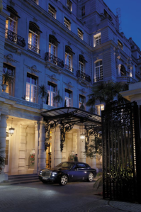 Shangri-La Paris, France I Room Service: 15 Hotels Around the World With Spectacular Views