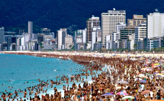 Ipanema Beach I Not at the Olympics? Live Vicariously Through Our Brazilian Beach, Bikini & Hotel Guide