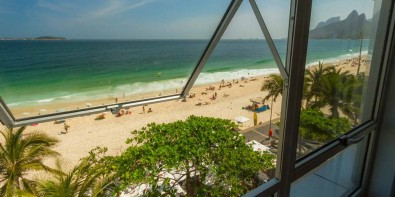 Hotel Arpoador, Rio I Not at the Olympics? Live Vicariously Through Our Brazilian Beach, Bikini & Hotel Guide