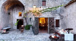 Le Grotte della Civita, Matera, Italy I Room Service: 7 Cave Hotels to Get Cozy In This Fall I {un}covered