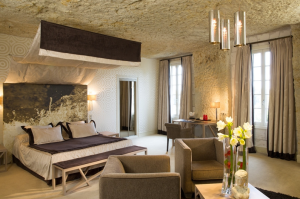 Les Hautes Roches, France I Room Service: 7 Cave Hotels to Get Cozy In This Fall I {un}covered