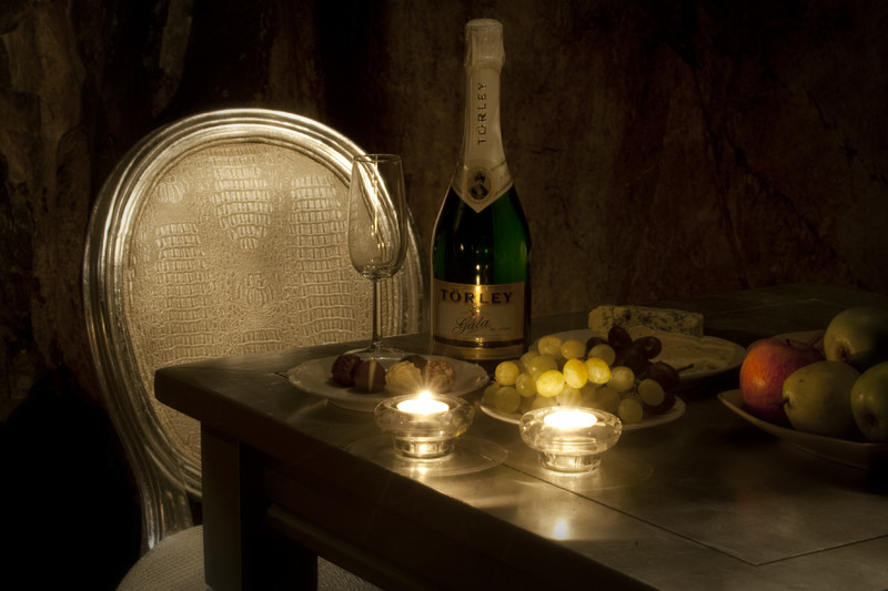 "Sala Silvermine ""Mine Suite,"" Sweden I 7 Cave Hotels to Get Cozy In This Fall"