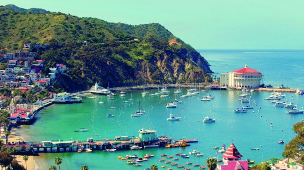 Catalina Island, Southern California I 5 Places to Find Tropical Turquoise Water Beaches - Without Leaving the United States I {un}covered