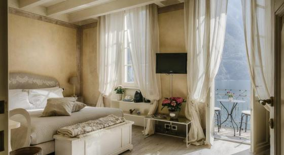 Relais Villa Vittoria, Lake Como I 9 Robes to Get Wrapped Up in This Fall, & Where We'd Wear Them I {un}covered
