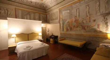 Hotel Burchianti, Italy Interior I 8 of the World's Most Hauntingly Beautiful Hotels...Literally I {un}covered