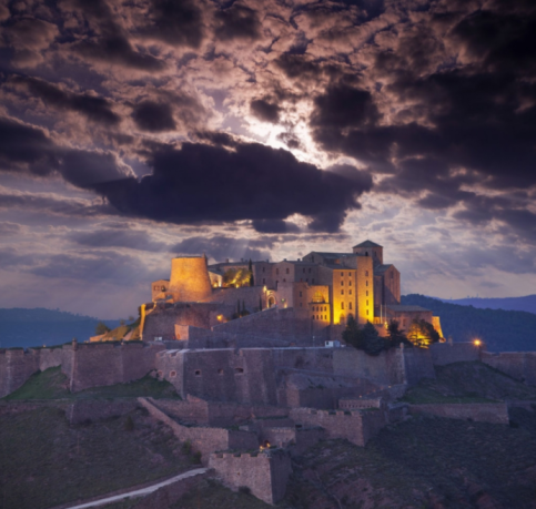 Parador de Cardona, Spain Exterior I 8 of the World's Most Hauntingly Beautiful Hotels...Literally I {un}covered
