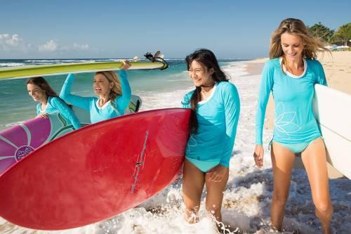 Goddess Retreats Surf Bali I 9 Health & Wellness Retreats Around the World to Book For 2017 I {un}covered