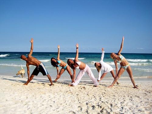 Bikini Bootcamp, Tulum I 9 Health & Wellness Retreats Around the World to Book For 2017 I {un}covered