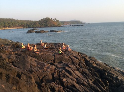 Love Yoga + Meditation Retreat in Goa, India I 9 Health & Wellness Retreats Around the World to Book For 2017 I {un}covered