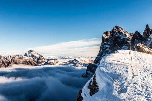 Soulshine Snow Yoga + Ski Retreat in the French Alps I 9 Health & Wellness Retreats Around the World to Book For 2017 I {un}covered