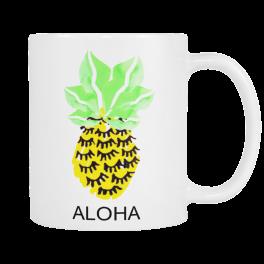 Kiss & Wear Aloha Mug I Holiday Gift Guide: 25 Perfect Picks For the Beach Babe I {un}covered