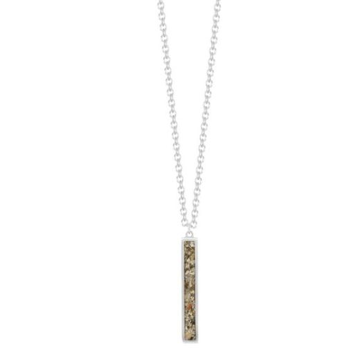 Dune Jewelry Sterling Silver Sandbar Necklace I Holiday Gift Guide: 25 Perfect Picks For the Beach Babe I {un}covered