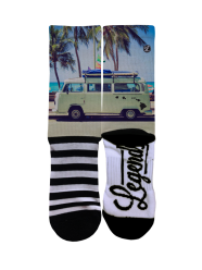 Legends Locals Only Hawaii: Bus Socks I Holiday Gift Guide: 25 Perfect Picks For the Beach Babe I {un}covered