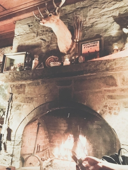 Deer Mountain Inn, Tannersville I Catskills Travel Guide: A Wintry Weekend Escape From NYC I The Wander Life