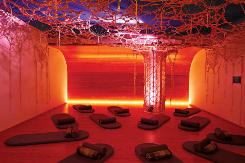 INSCAPE Meditation Studio I These 3 New Mind + Body Hot Spots in NYC Are Helping You Relax, Reflect and Chill (Literally) I {un}covered
