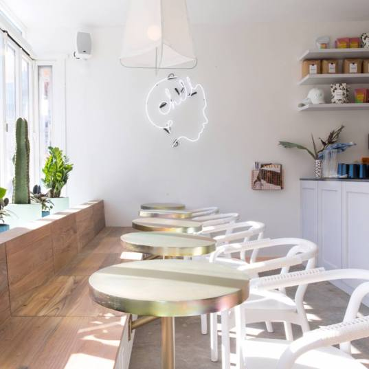 Chillhouse NYC I These 3 New Mind + Body Hot Spots in NYC Are Helping You Relax, Reflect and Chill (Literally) I {un}covered