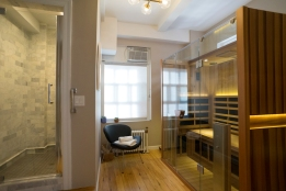 Chill Space NYC Infrared Sauna I These 3 New Mind + Body Hot Spots in NYC Are Helping You Relax, Reflect and Chill (Literally) I {un}covered