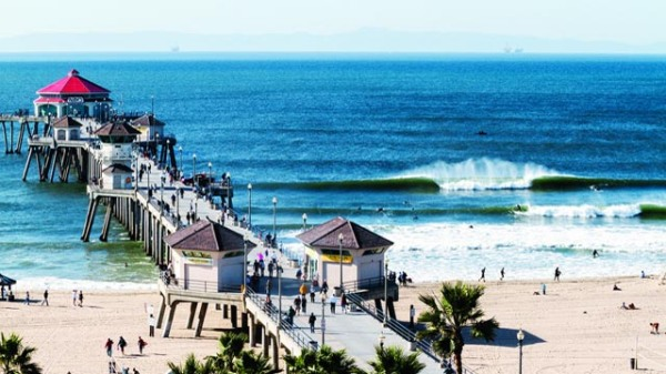 Huntington Beach, California I Here Are America's Top 10 Healthiest Cities of 2017 I {un}covered
