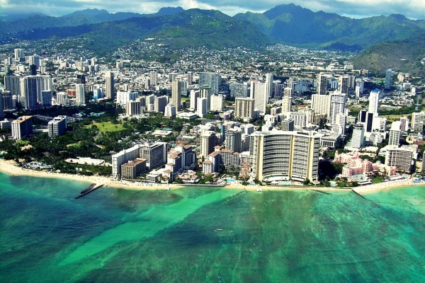 Honolulu, Hawaii I Here Are America's Top 10 Healthiest Cities of 2017 I {un}covered