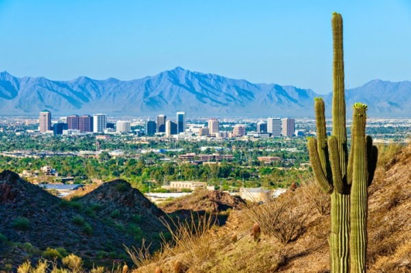 Scottsdale, Arizona I Here Are America's Top 10 Healthiest Cities of 2017 I {un}covered